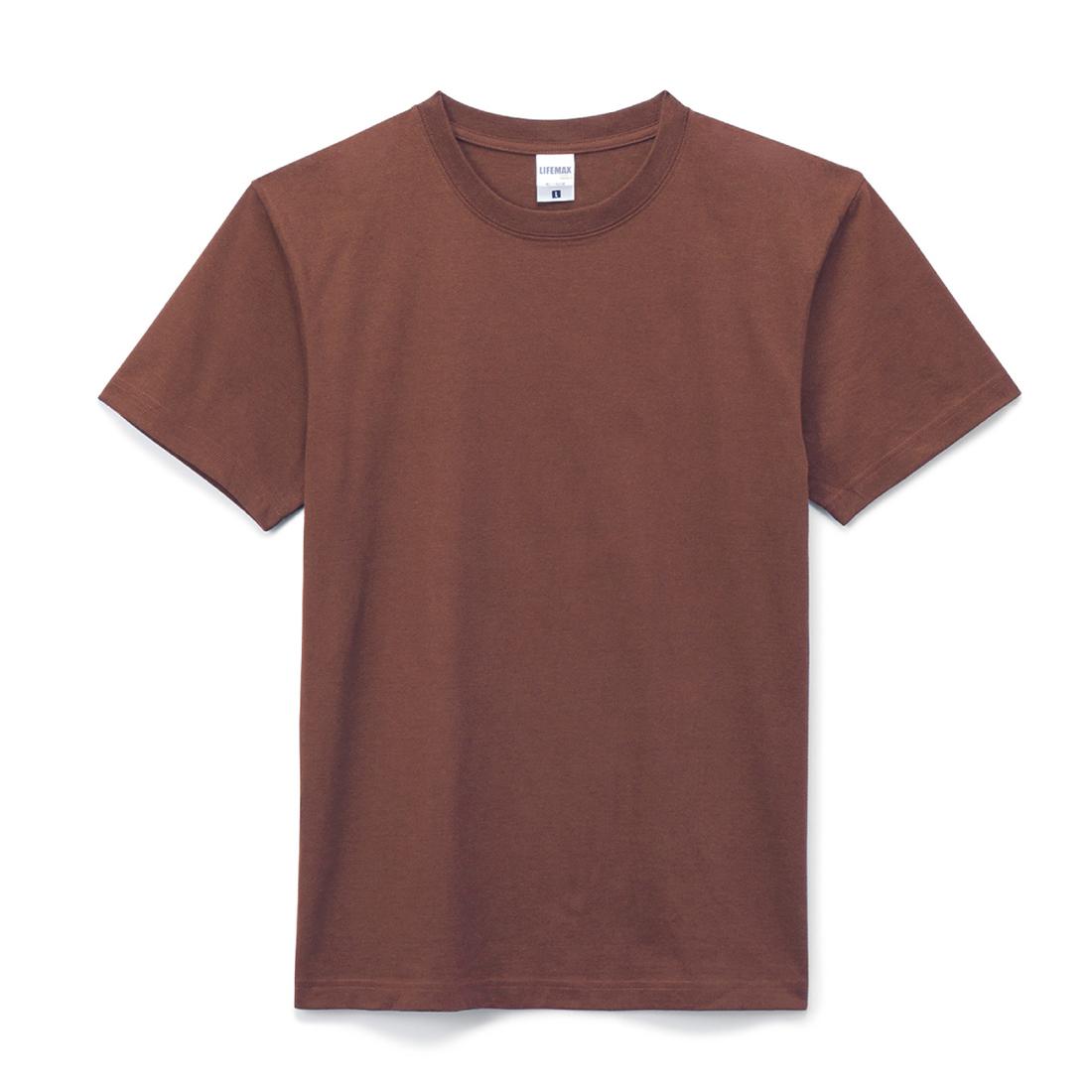 Tシャツ ブラウン