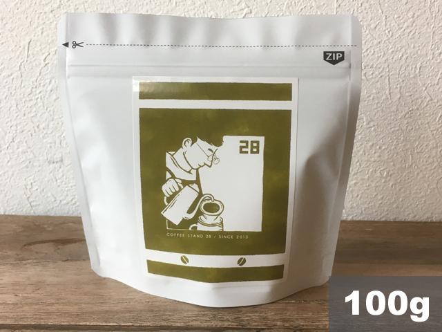 ブレンド マイルド | コーヒー豆100g