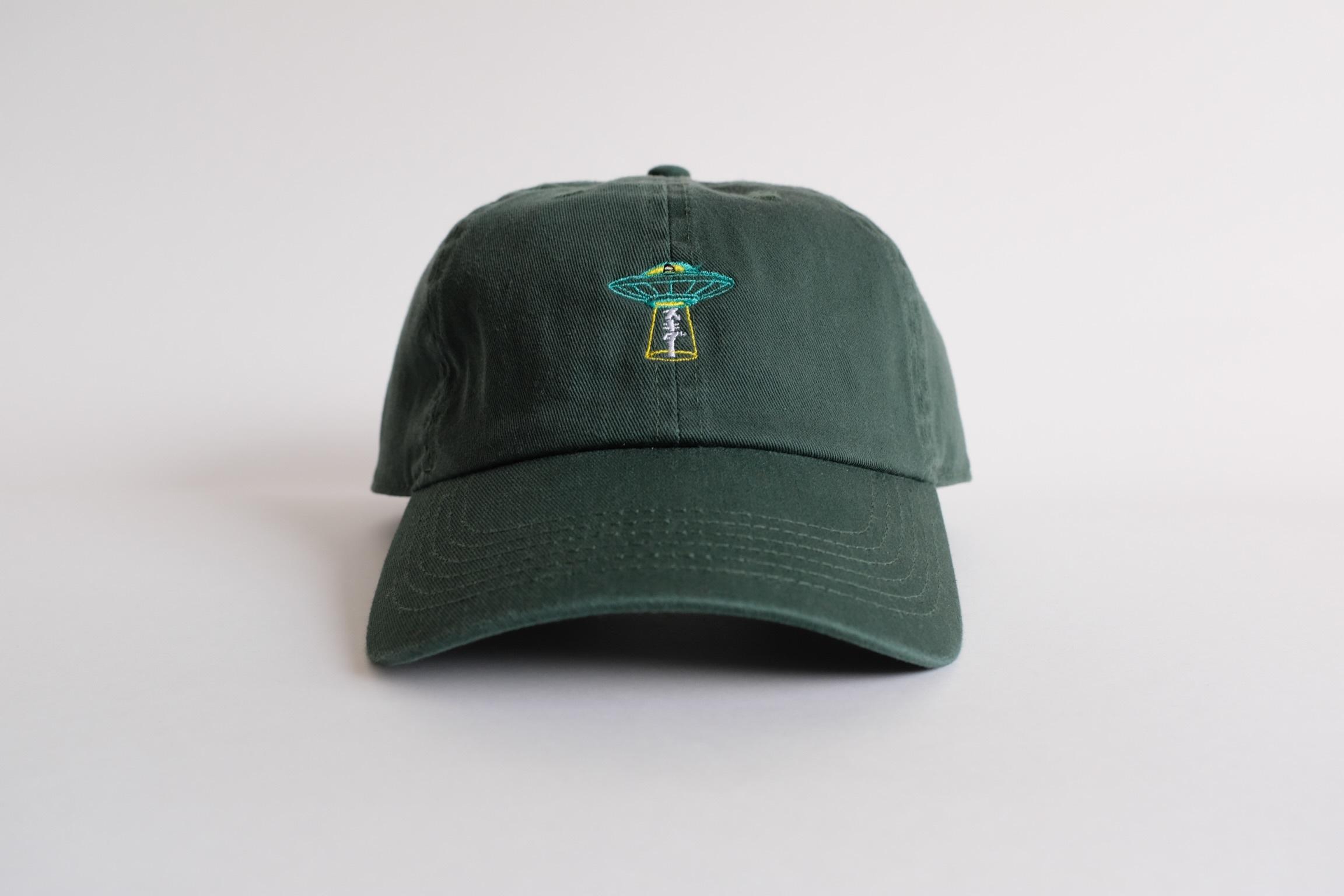 """""""愛届飛行船"""" Cotton cap"""