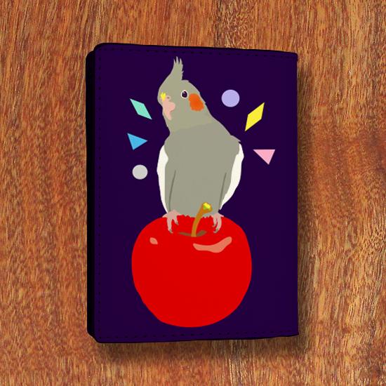オカメインコ ノーマル女の子 カードケース