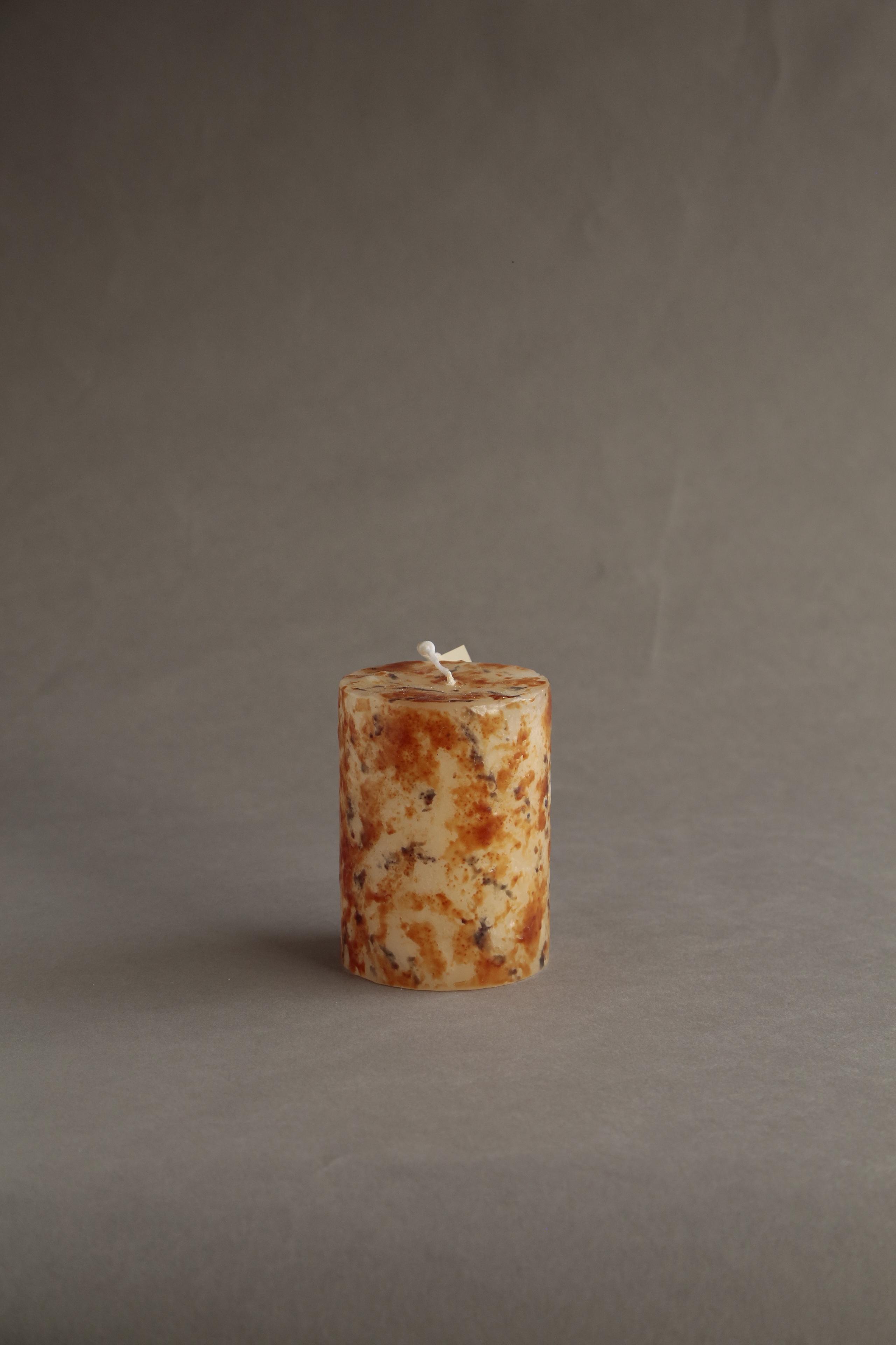 No.619 MIX (cylinder76-S-2000) candle キャンドル