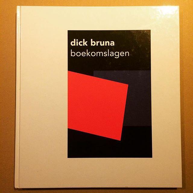 デザインの本「Boekomslagen/Dick Bruna」 - 画像1