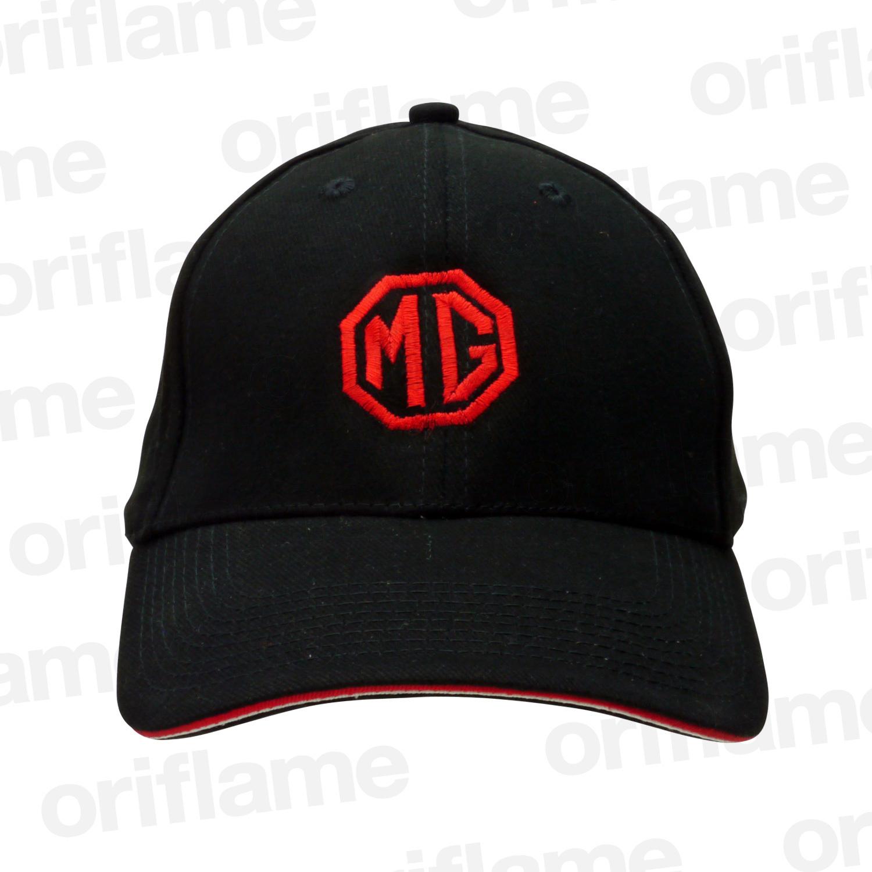 ベースボール キャップ・MG・ブラック