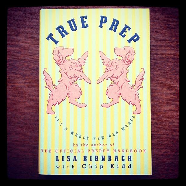 ファッションの本「True Prep/Lisa Birnbach」 - 画像1