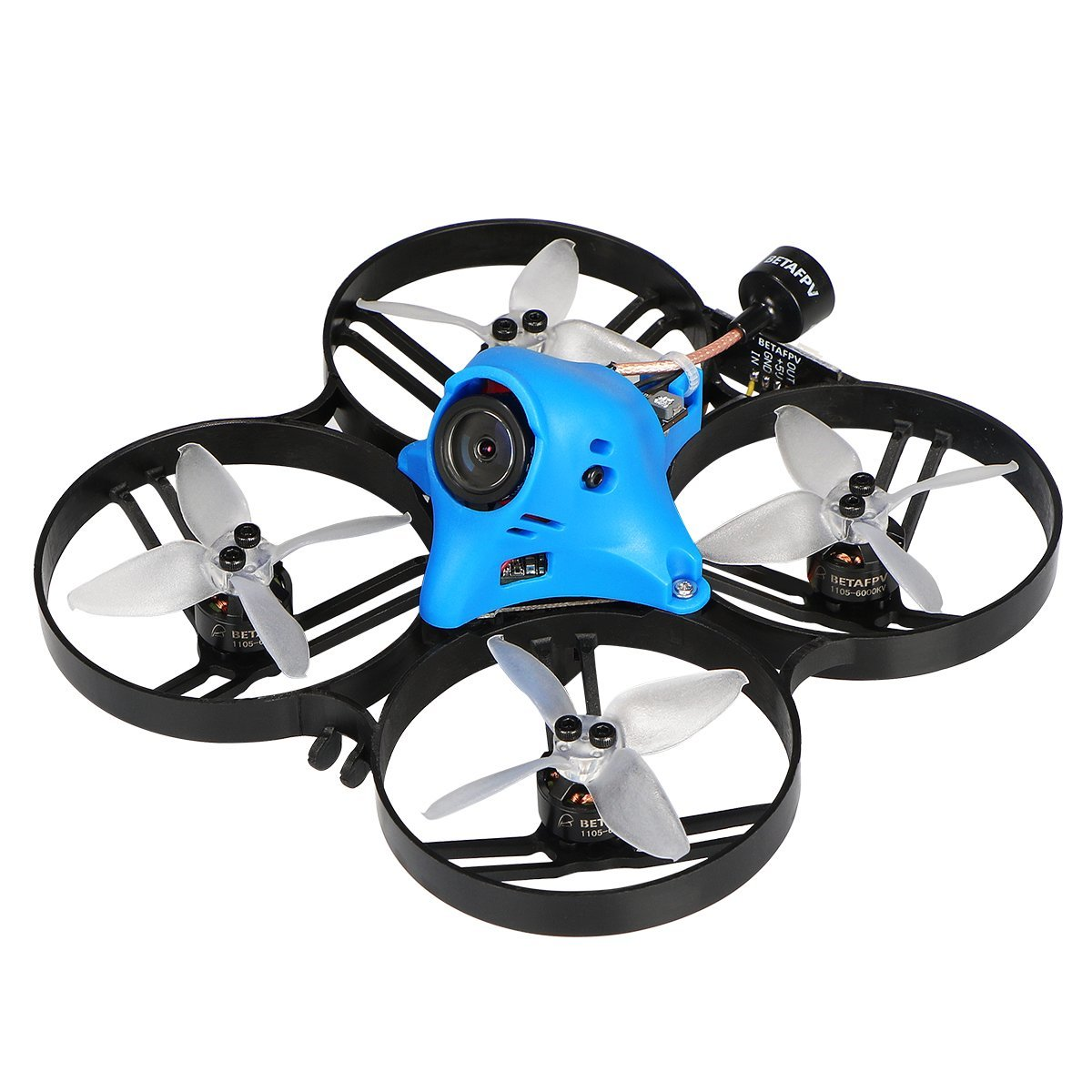 【DVR】Beta85X Whoop Quadcopter  S-FHSS仕様