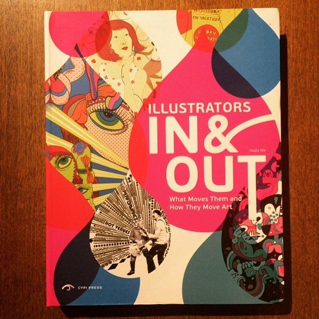 イラスト集「Illustrators in & Out」 - 画像1