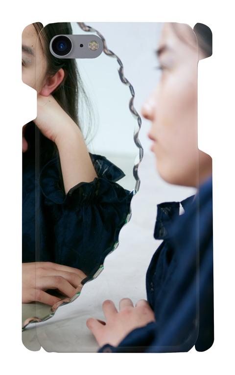 《受注生産》iphone7/8ケース:mirror&girl