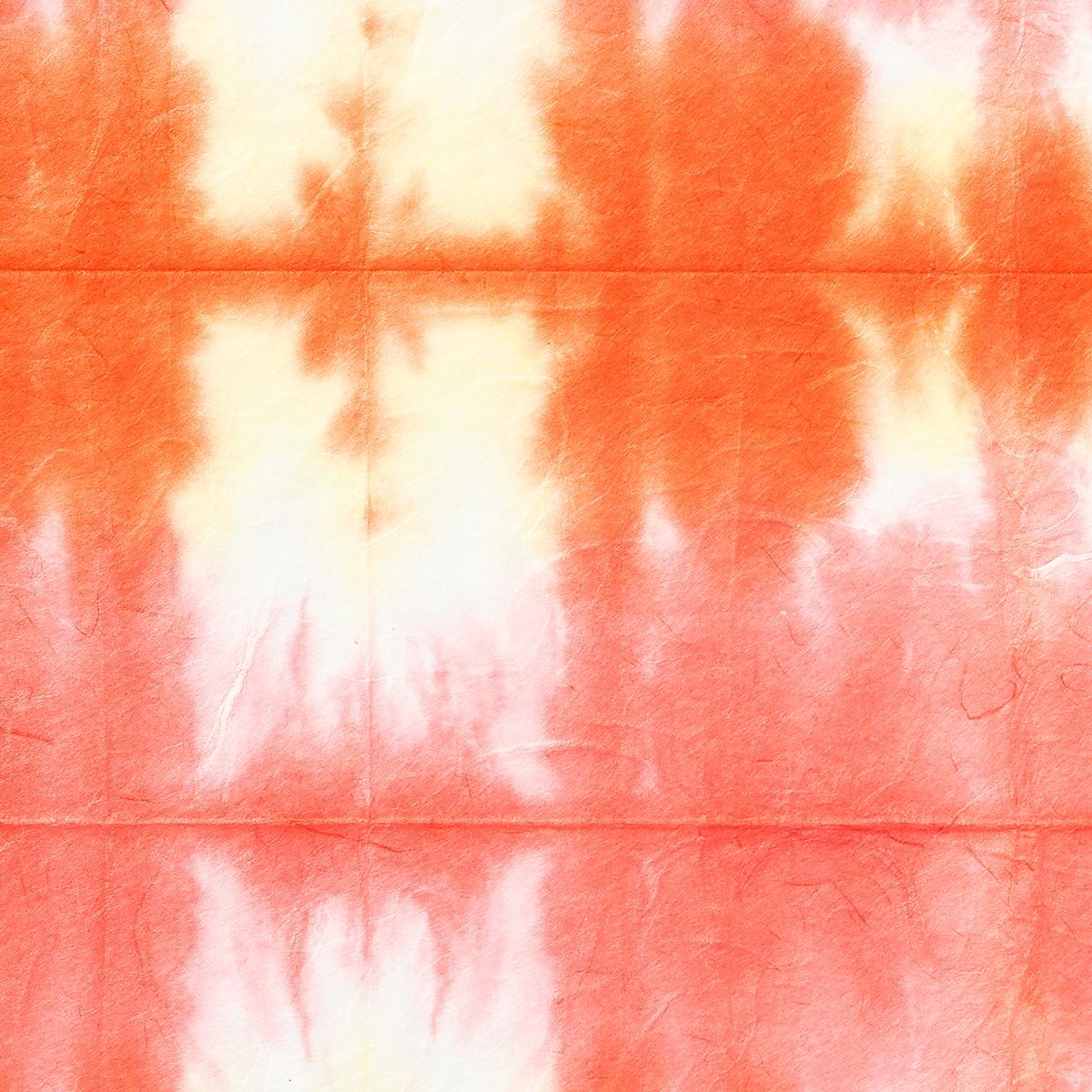楮6匁 雲竜紙 板締め No.5