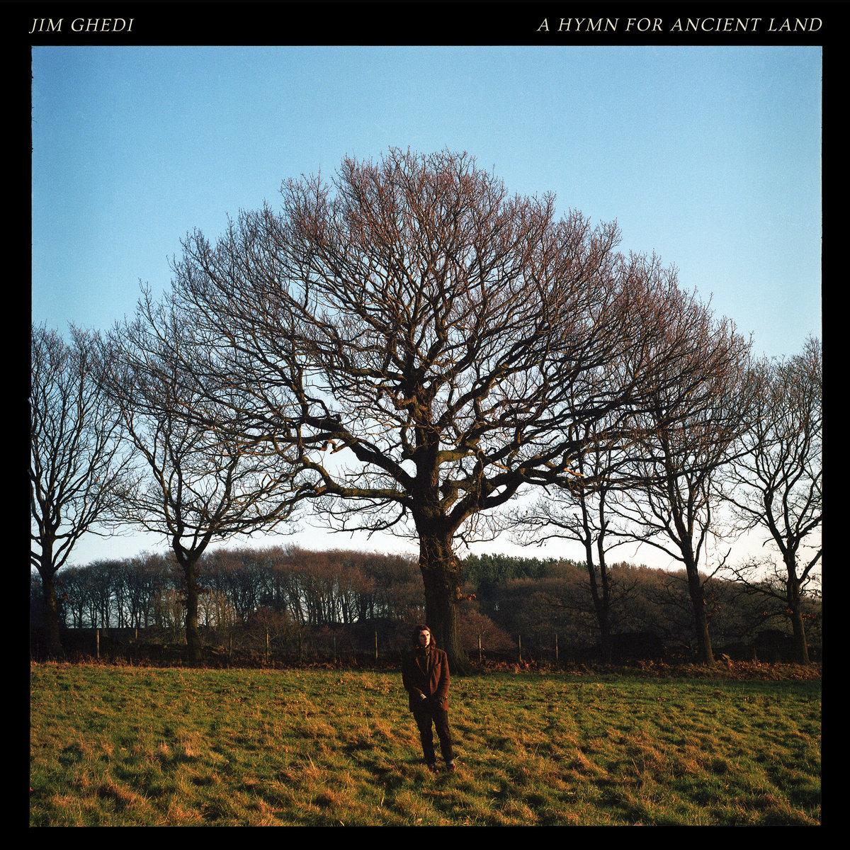 Jim Ghedi『A Hymn for Ancient Land』(Basin Rock)[LP]