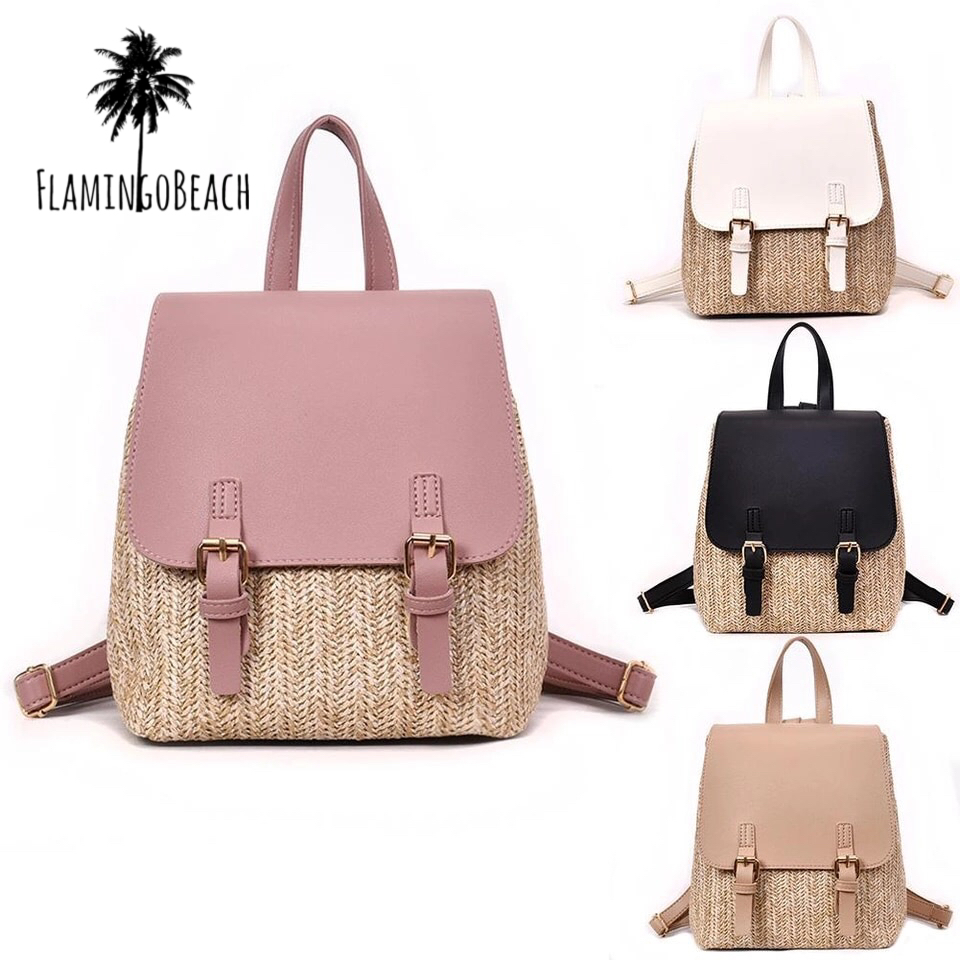 【FlamingoBeach】summer back pack バックパック