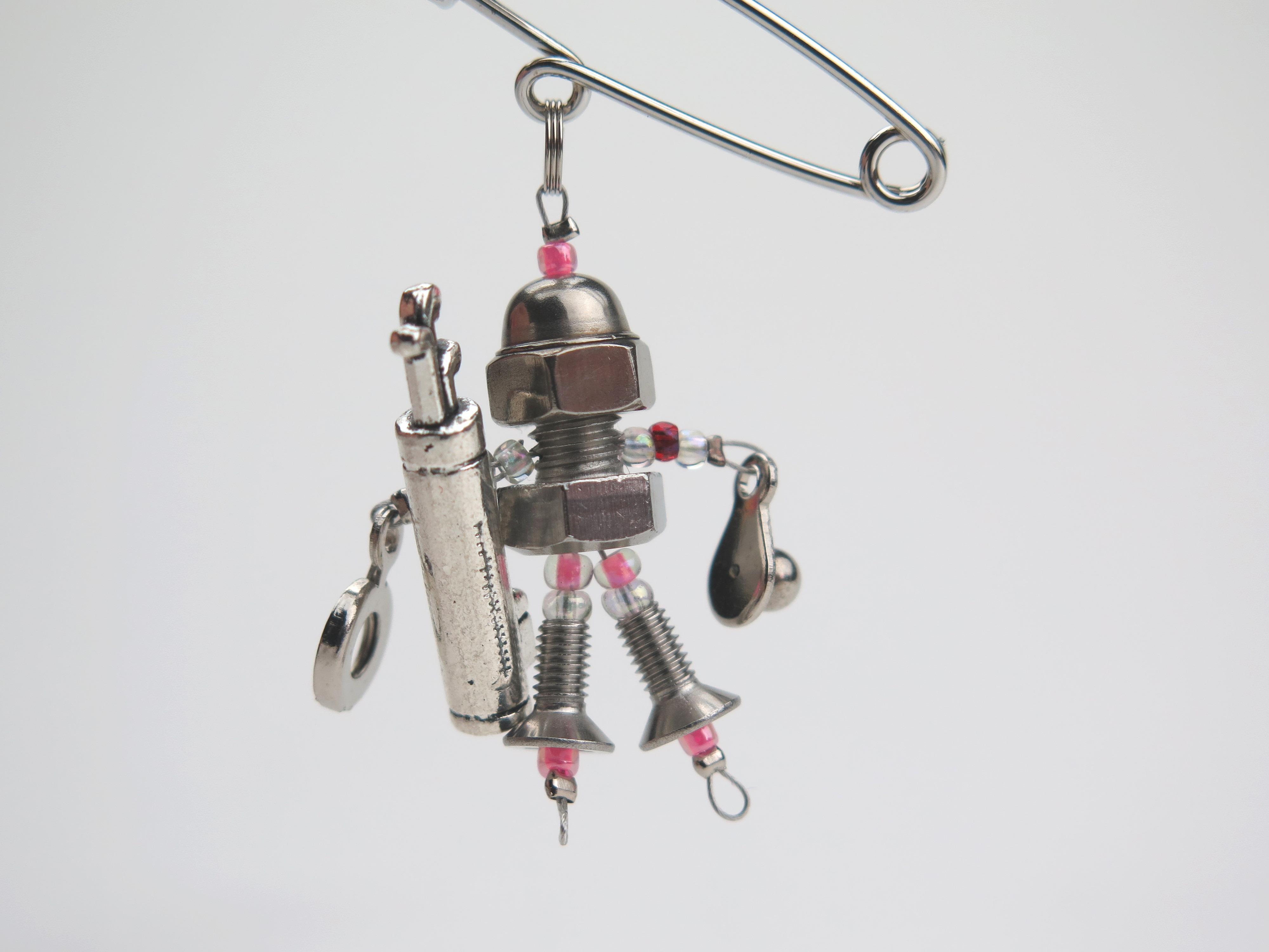 estro robot golf pink ゴルフ  ピンク