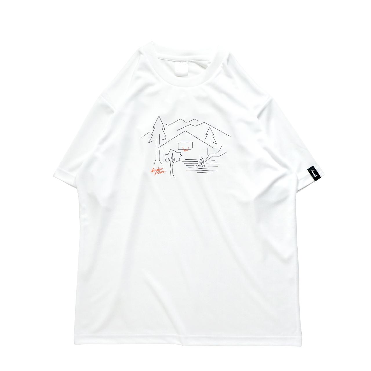 MEWSHIP BASE S/S PL <White×Navy×Orange> - 画像1