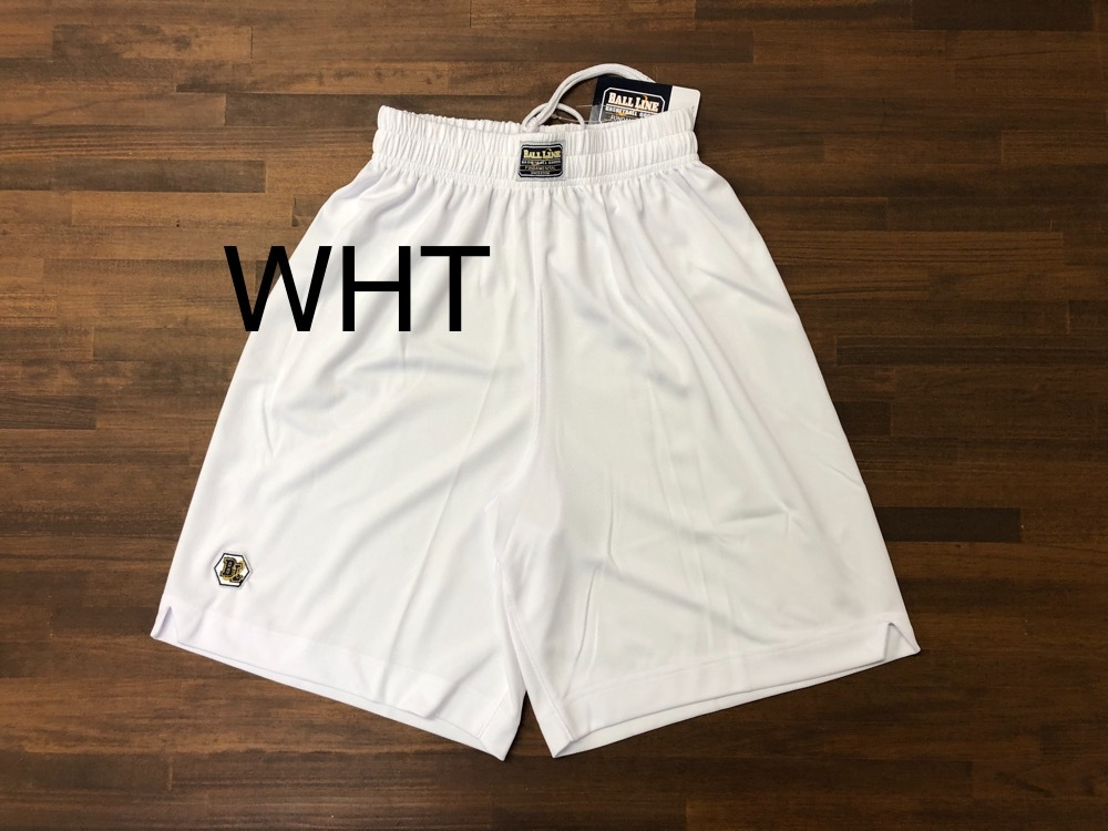 BALL LINE  BASIC BAGGY SHORTS
