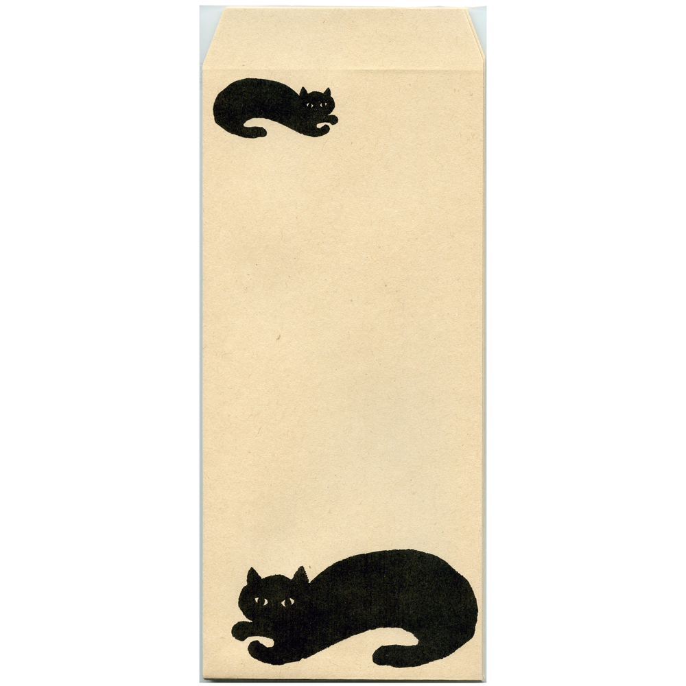 猫封筒(ネコロブネコ)