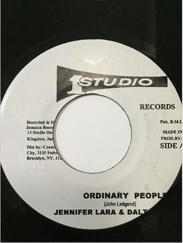 Jennifer Lara(ジェニファーララ) , Dalton Brown(ダルトンブラウン) - Ordinary People【7'】