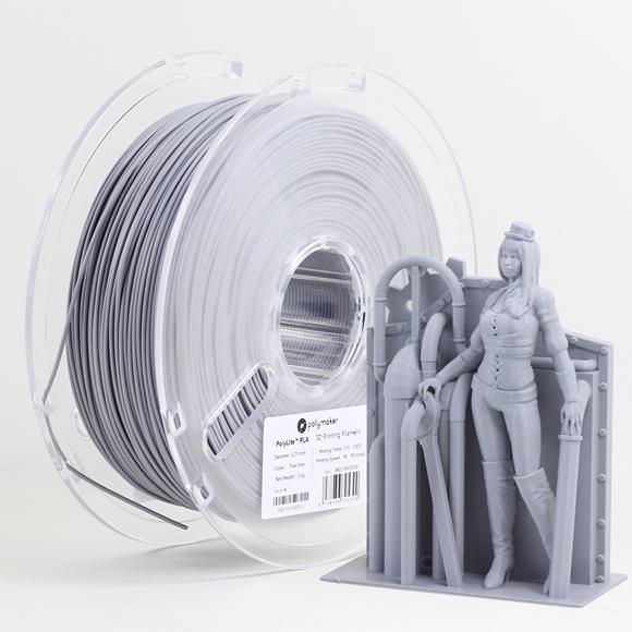 PLAフィラメント Polymaker PolyLite PLA 1.75mm  1000g - 画像5