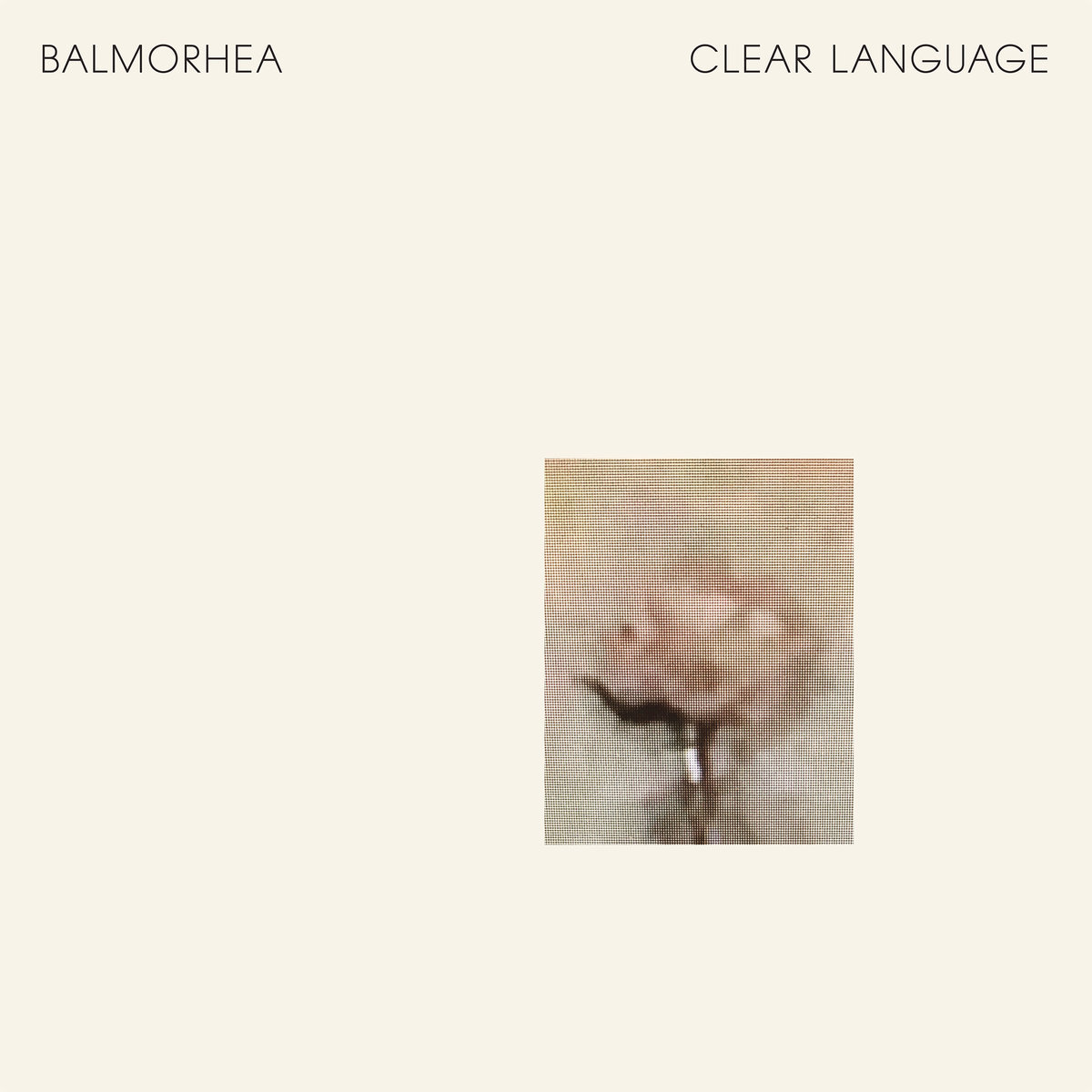 Balmorhea「Clear Language」(Western Vinyl)