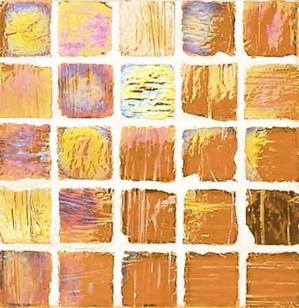Staind Grass Mosaic【Honney/Pearl】ステンドグラスモザイク【ハニ-/パ-ル】