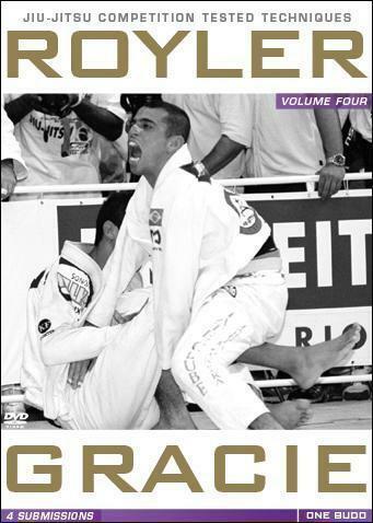 ホイラー・グレイシー OMPETITION TESTED TECHNIQUES DVD 4: SUBMISSIONS|ブラジリアン柔術教則DVD