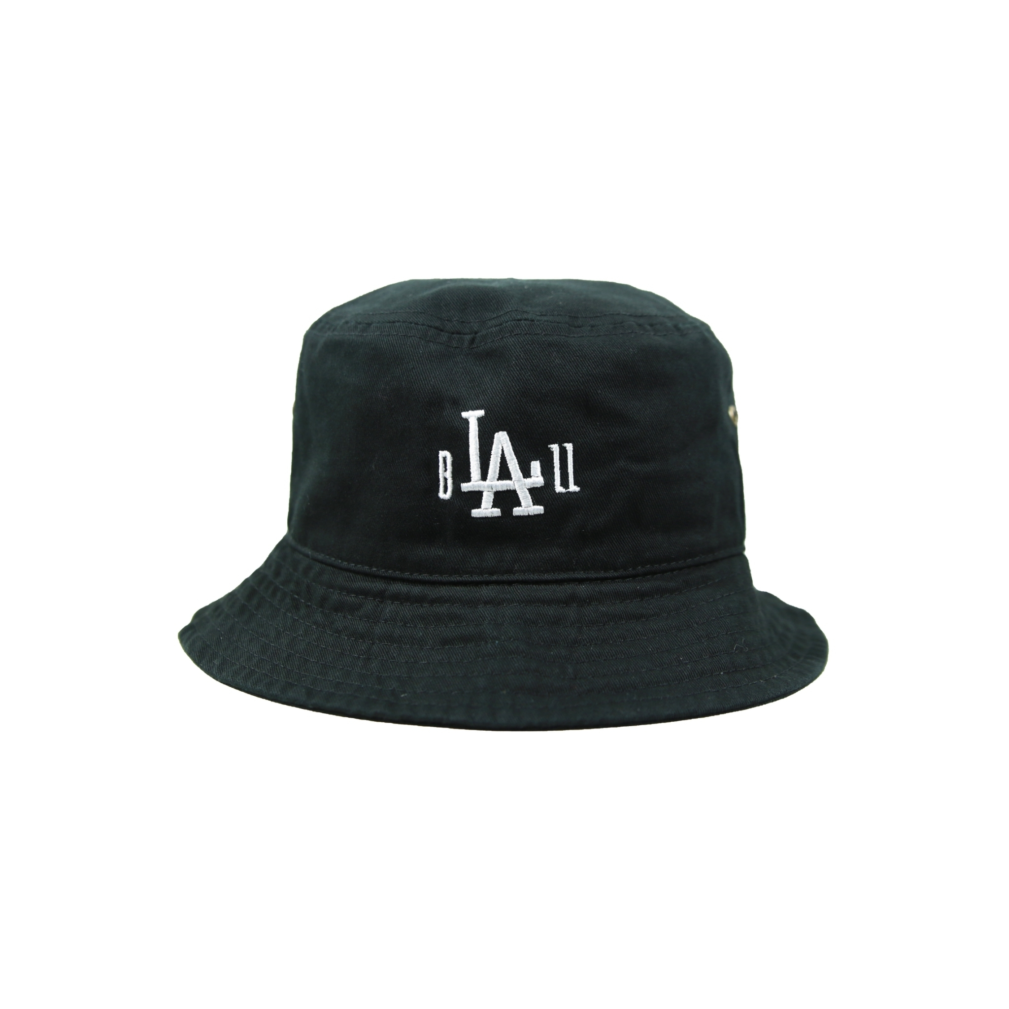 b'LA'ZZ BUCKET HAT [BLACK]