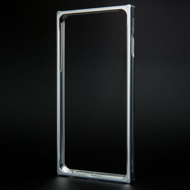 iPhone 6Plus/6s Plusジュラルミンケース シルバー