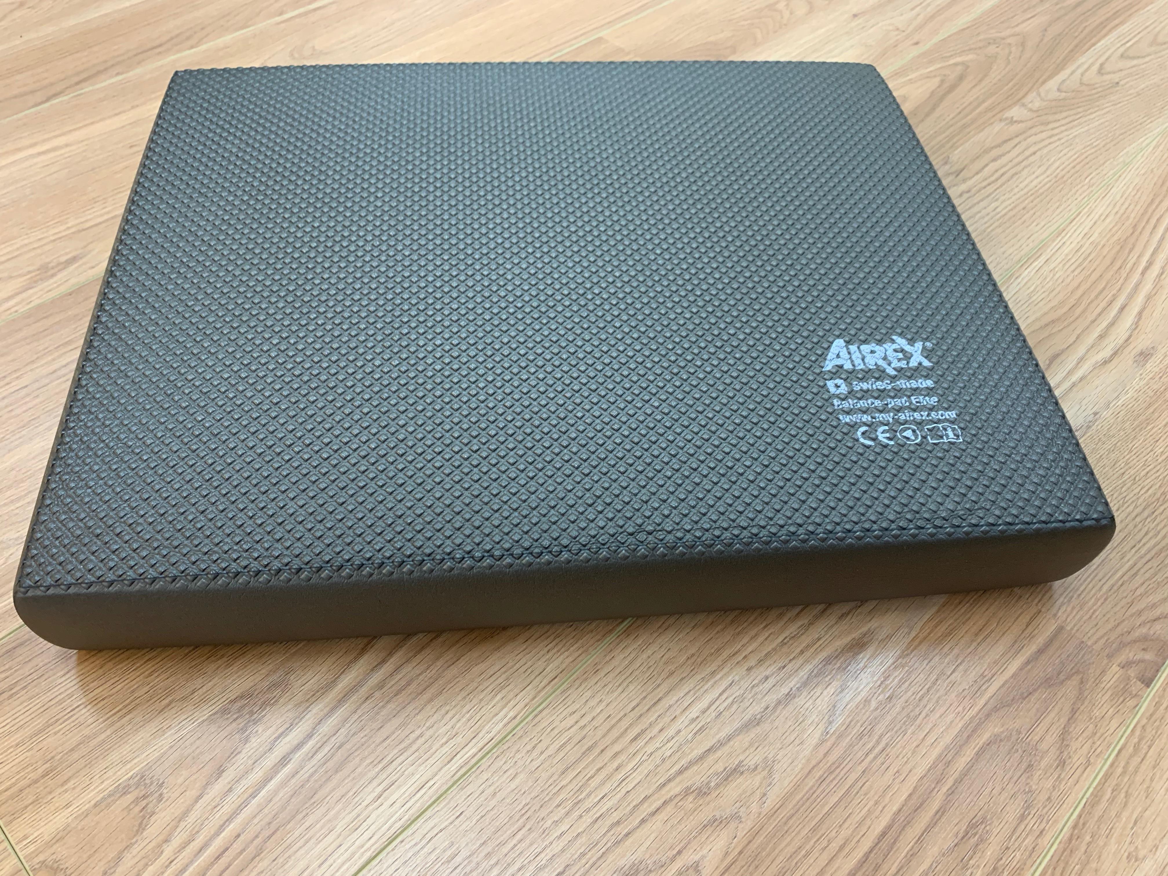 AIREX バランスパッドエリートストーングレー-AMB-ELITES