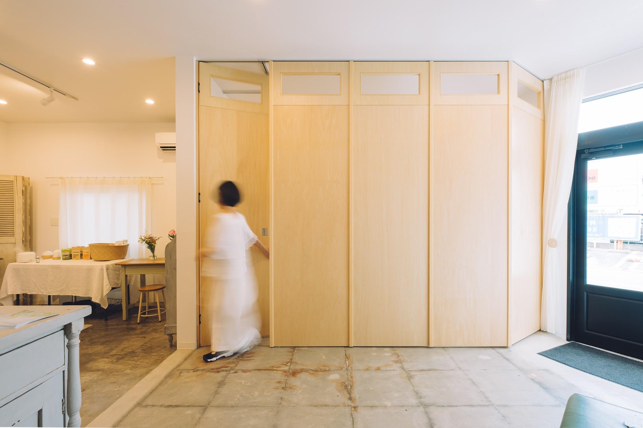 1Fレンタル個室+フリースペースA