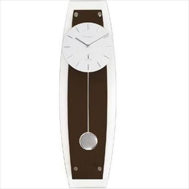 振り子時計 TICKAWAY (ティッカアウェイ)  電波時計  TFR-1005 スターライン  - 画像2