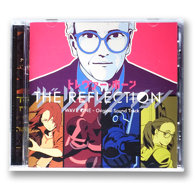 Trevor Horn -『THE REFLECTION WAVE ONE - Original Sound Track』(通常盤) - 画像1
