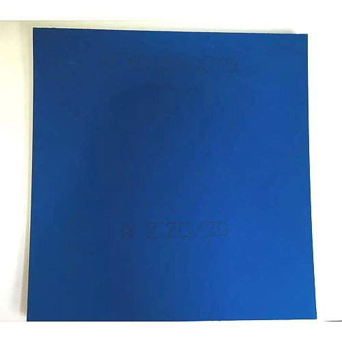 省狂3 ブルースポンジ (Hurricane 3 blue sponge for provincial team)