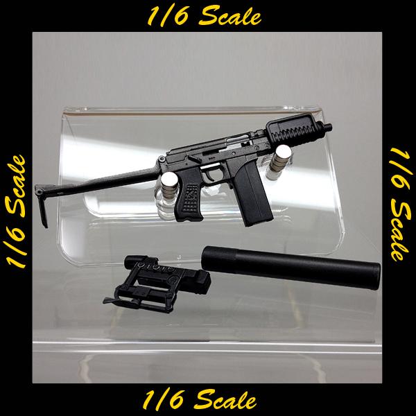 【01059】 1/6 KGB Hobby 9A91 アサルトライフル