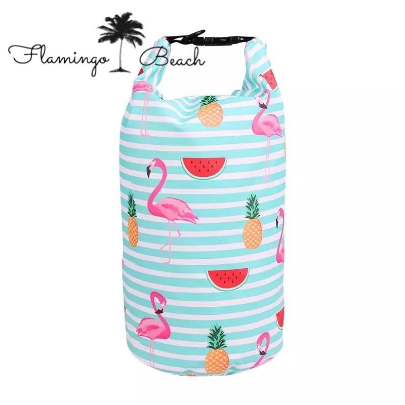 【FlamingoBeach】フラミンゴ ウォーターバック