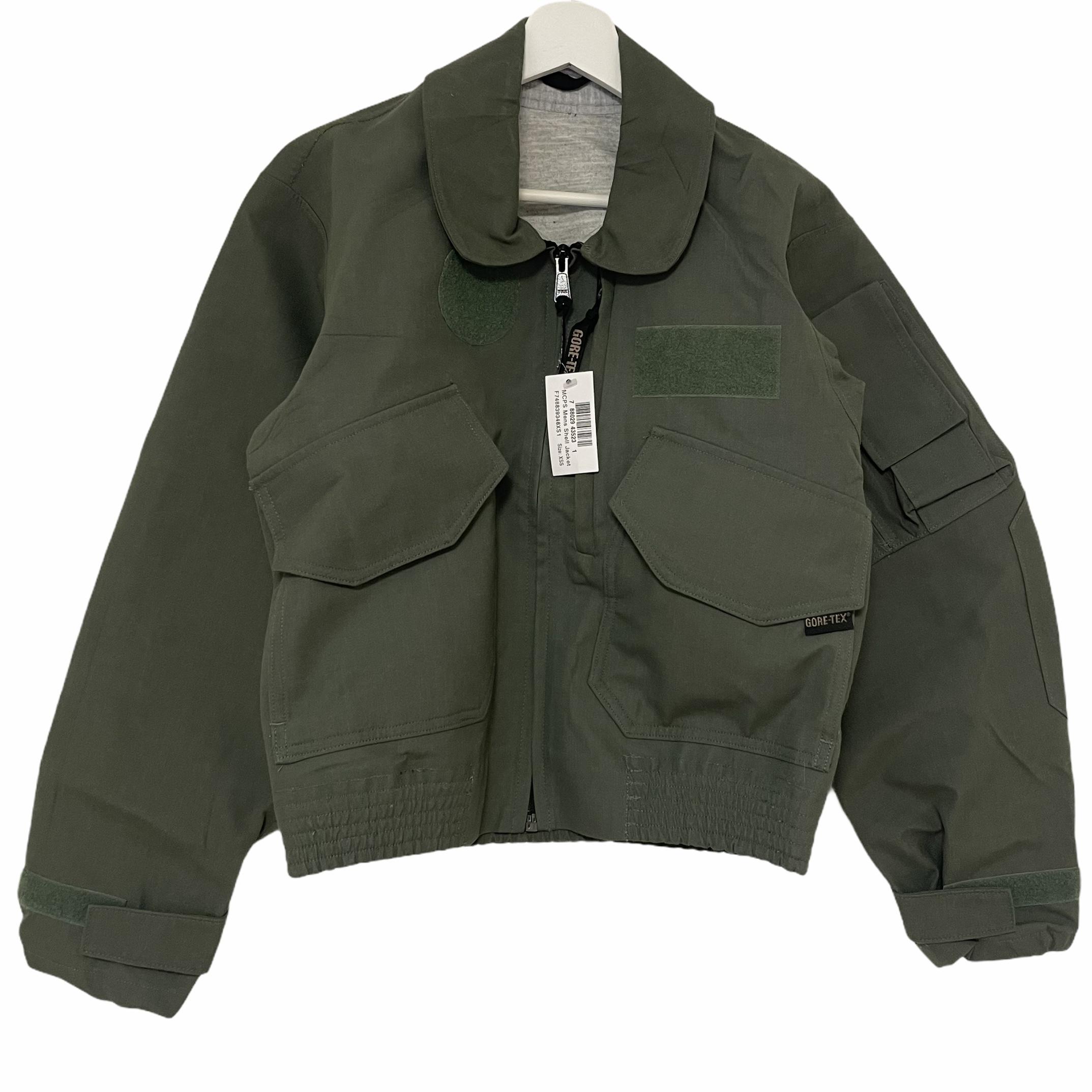 Dead Stock 00's U.S.NAVY MCPS GORE-TEX Flight Jacket 【XS-S】