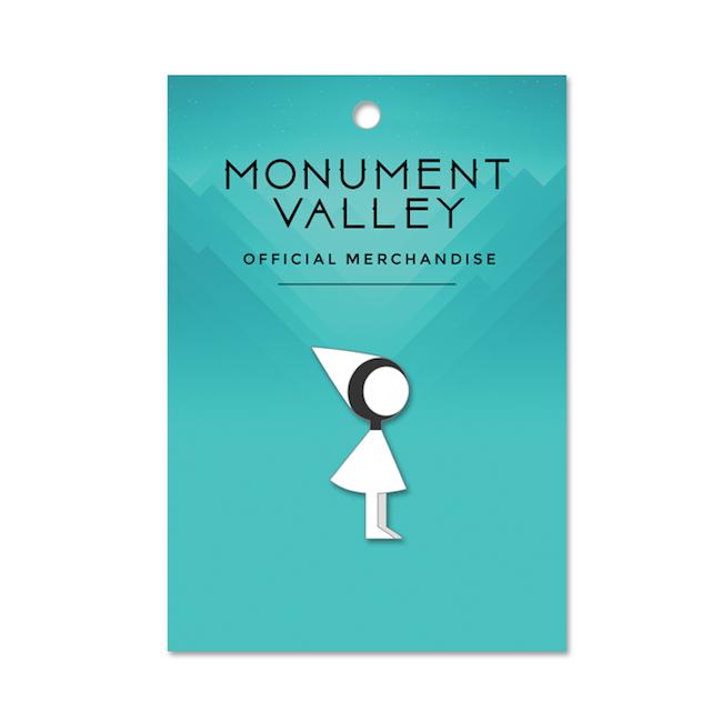 【Monument Valley(モニュメント・バレー) 】アイダ・ピンズ - 画像2