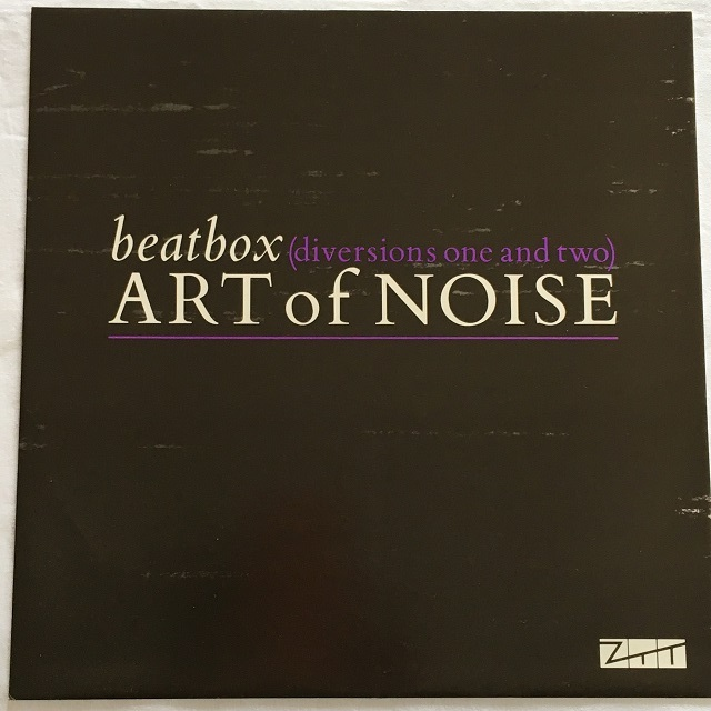 【12inch・米盤】Art Of Noise / Beatbox (Diversions One and Two))