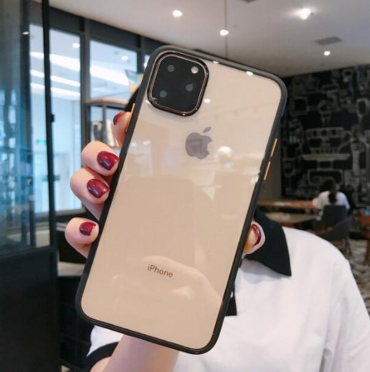 iPhone11【お取り寄せ商品、送料無料】選べる4色 iPhoneケース