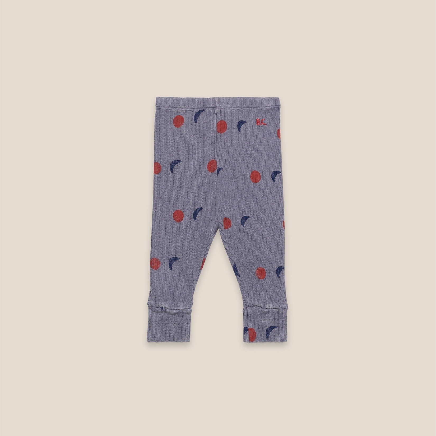 《BOBO CHOSES 2020AW》Night All Over Leggings / 6-36M