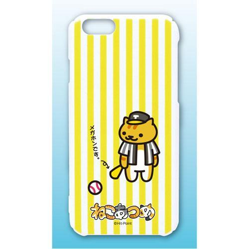 【ねこあつめ】 スマートフォンケース たてじまさん【iPhone6】