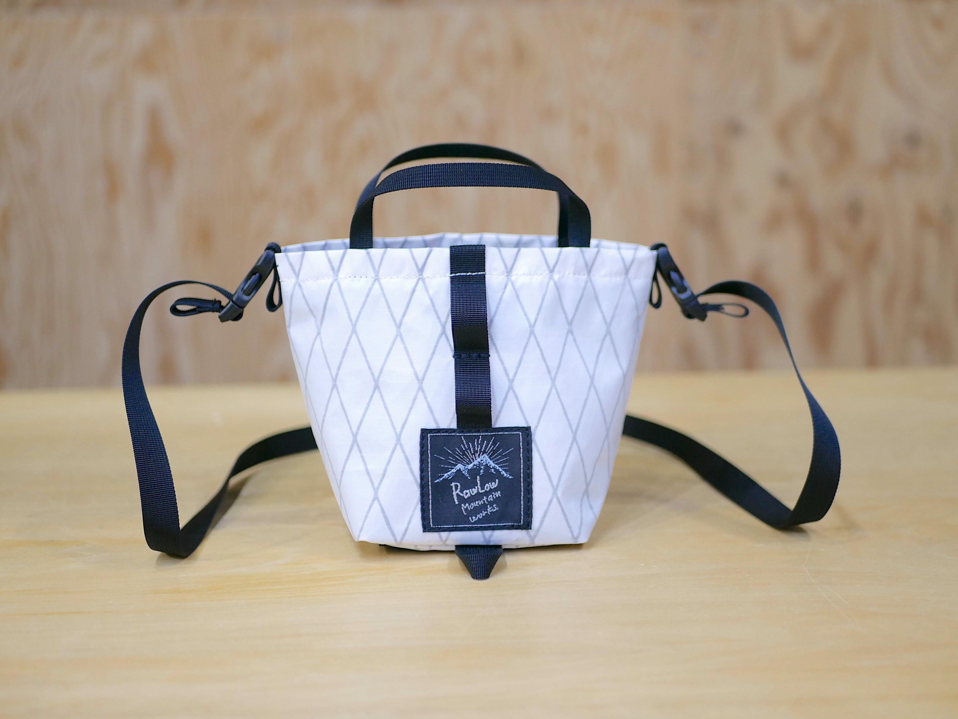 RAWLOW MOUNTAIN WORKS / TIBITIBI TOTE(5TH ANIV.  WHITE EDITION)