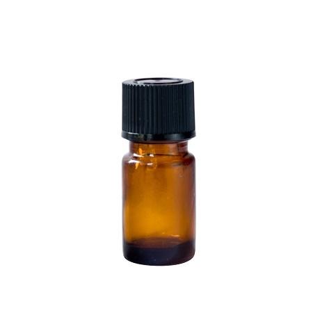 5ml 黒キャップ付き遮光瓶