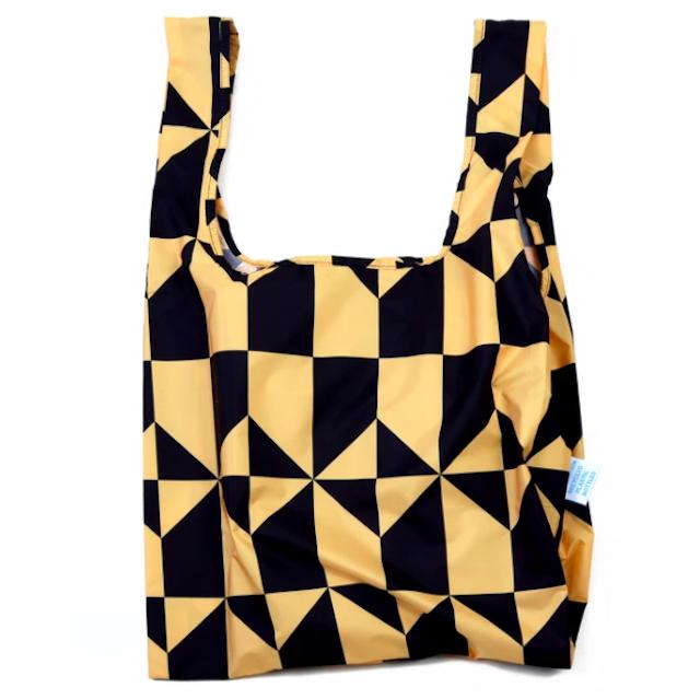 KIND BAG -LONDON- Eco bag Coffee エコバッグ M