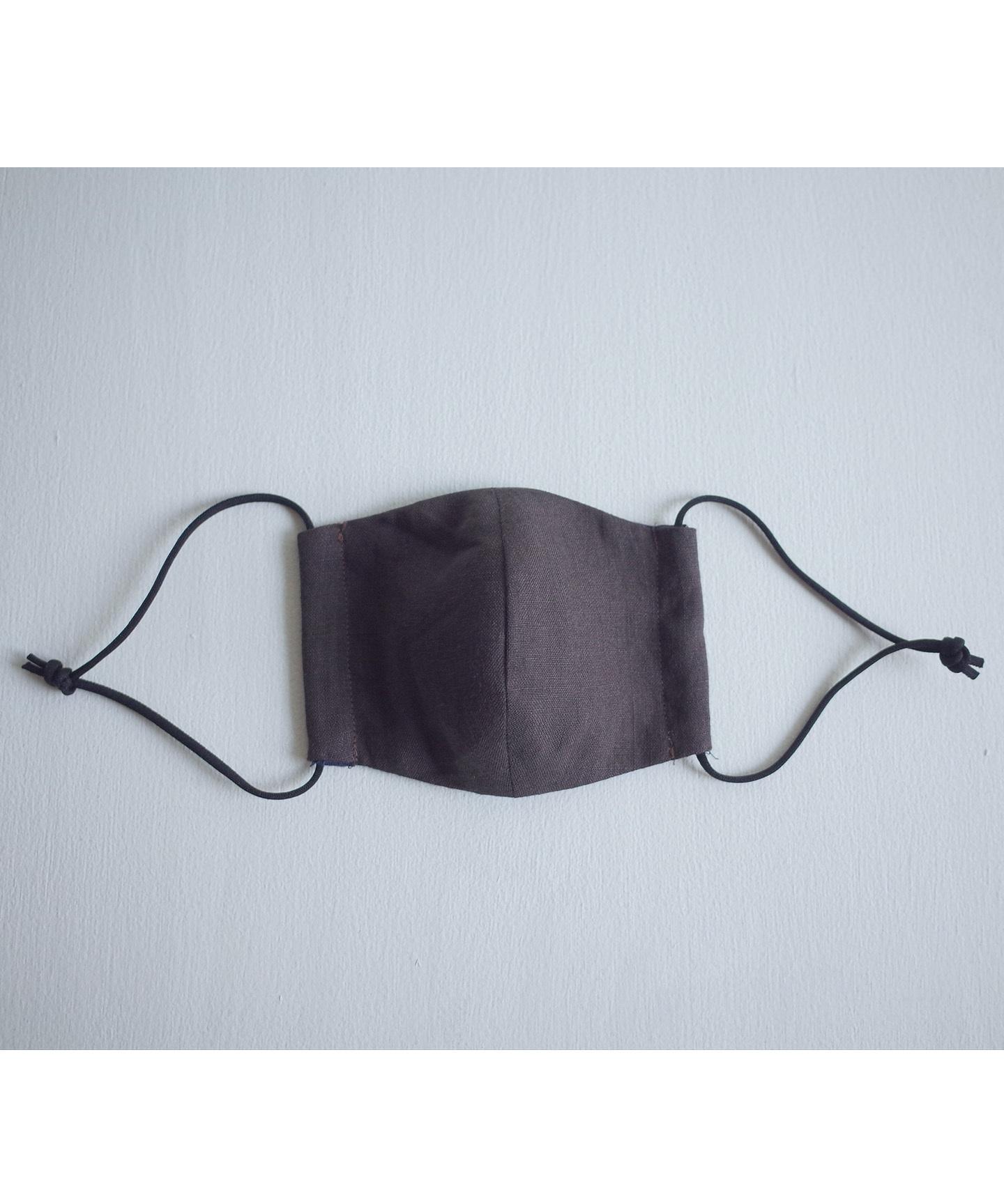 (子供用 Sサイズ)洗えるリネン生地のマスク kids mask1