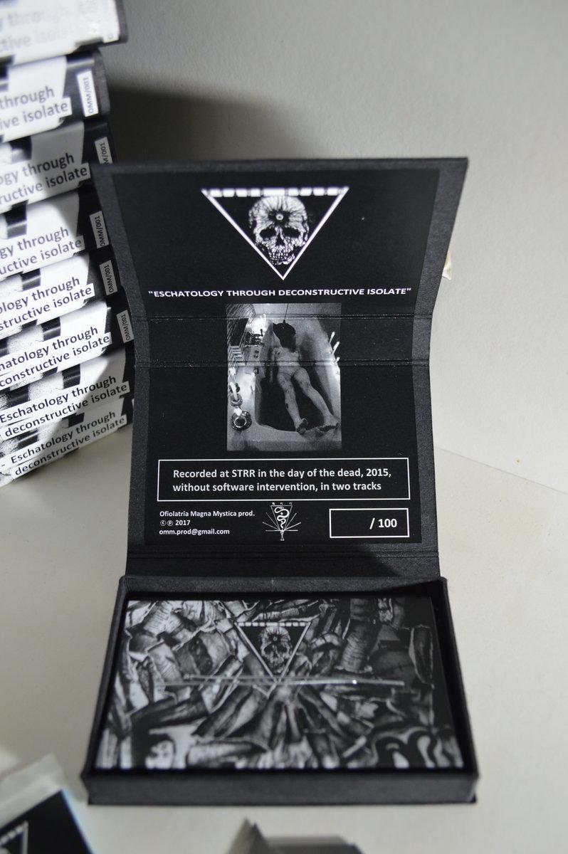 DEATH SHAPE - Eschatology through deconstructive isolate Tape - 画像5
