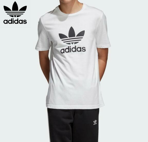 adidas originals アディダス オリジナル Tシャツ 半袖 TREFOIL TEE S23125 WHITE