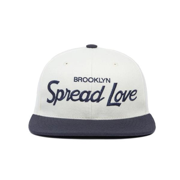 HOOD HAT SPREAD LOVE TWO TONE
