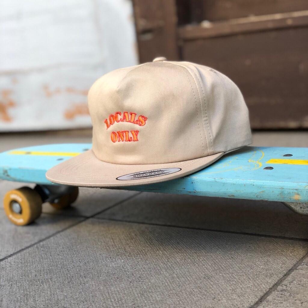 LOCALS ONLY WORK CAP