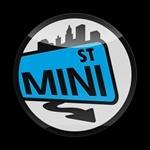 ゴーバッジ(3D)(LC0039 - 3D MINI ST BLUE) - 画像1