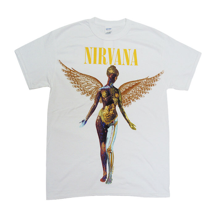 NIRVANA Official Tshirt
