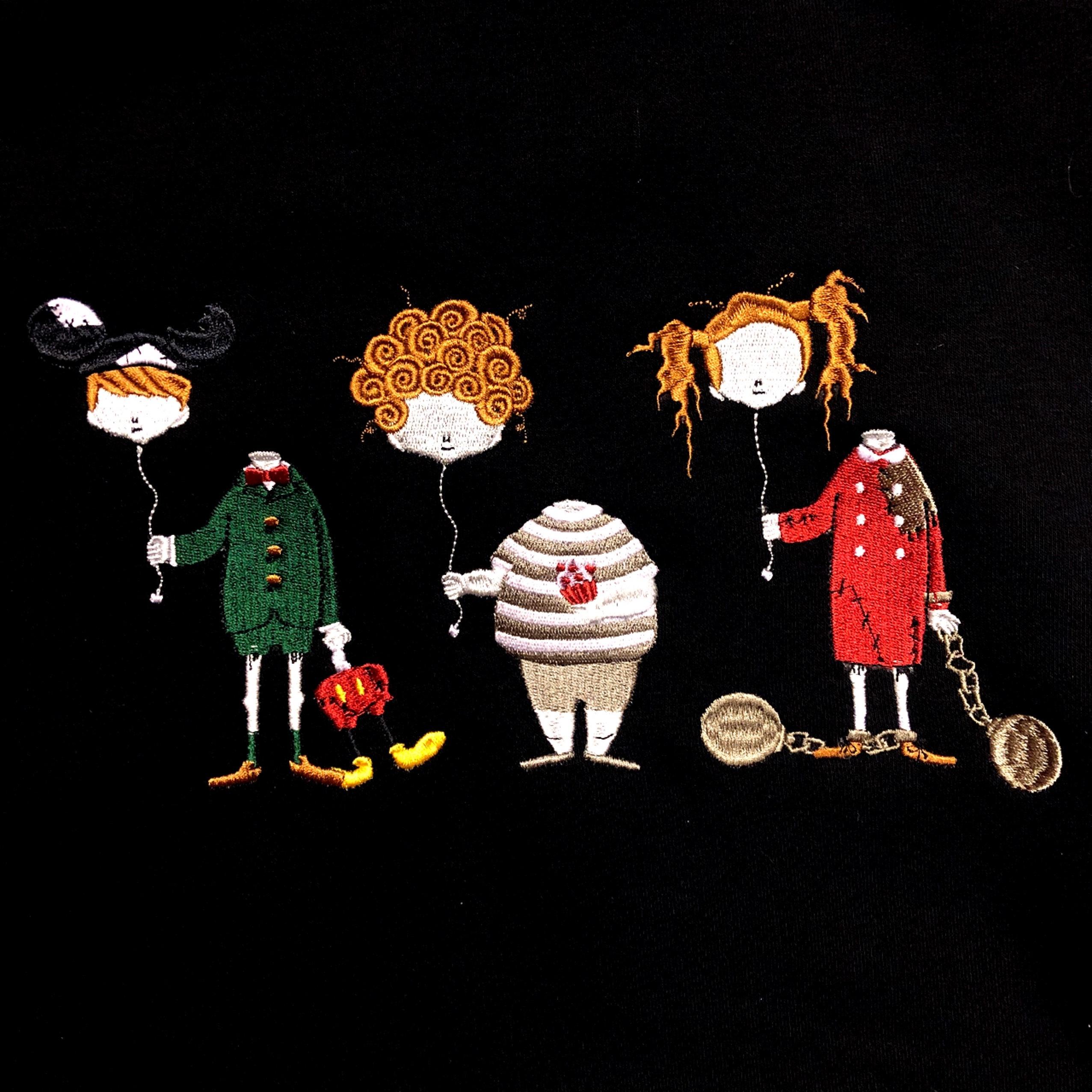 刺繍Tシャツ 子供