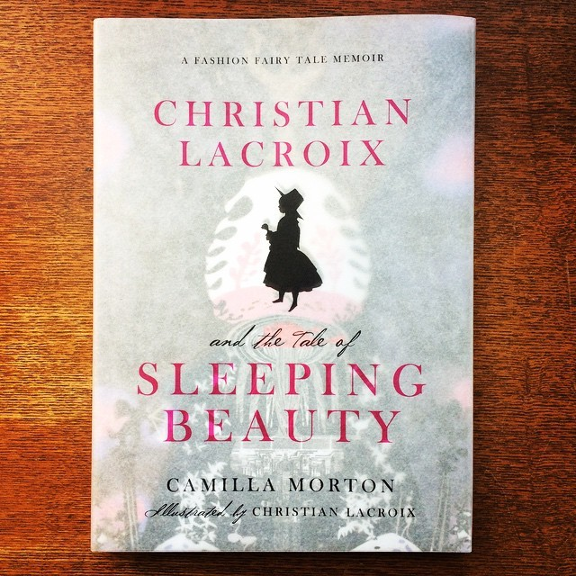 絵本「Christian Lacroix and the Tale of Sleeping Beauty」 - 画像1